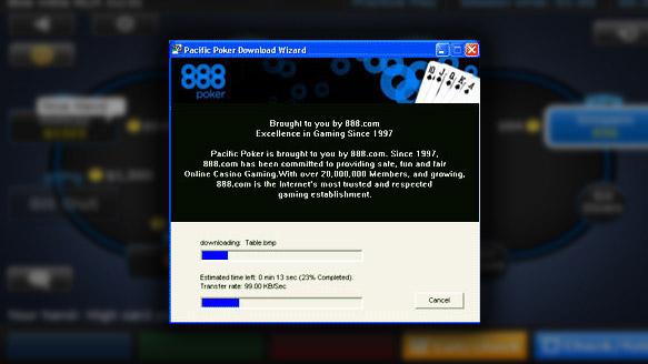 برنامج ومنصات كازينو 888