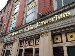 Quirkey's Good Time Emporium
