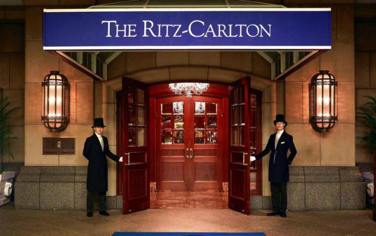 ستار إنترتينمنت يضيف فندق ريتز كارلتون