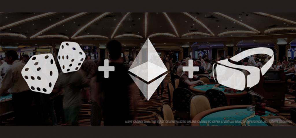 يقدم لك Alive Casino تجربة VR للقمار عبر الإنترنت
