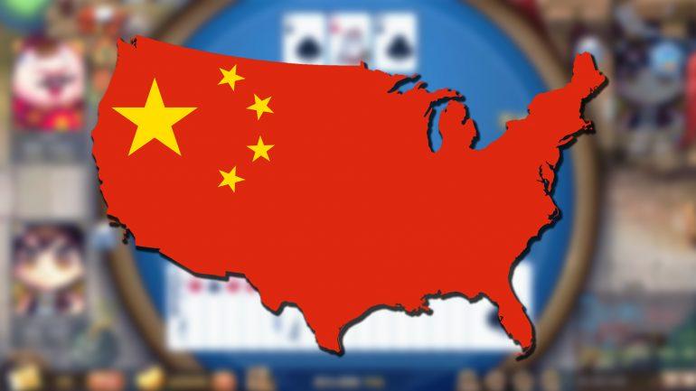 الصين تحظر البوكر اون لاين والعاب الإنترنت