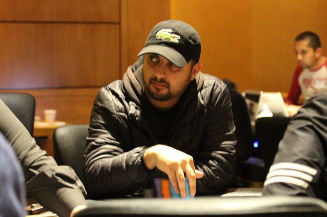 عبدول عامر بطل مسابقة ميد ستيت بوكر