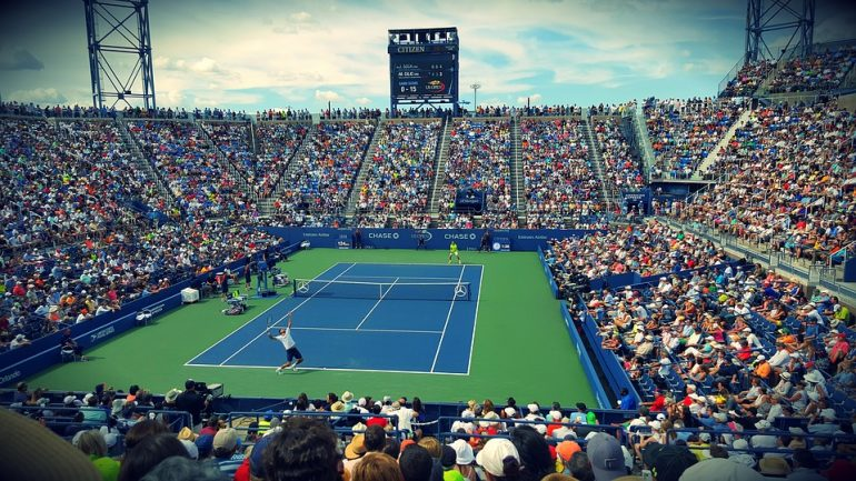 لعبة التنس في مواقع الكازينو اون لاين