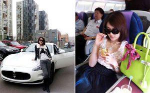 إطلاق سراح غو ميمي من أشهر مشاهير الصين
