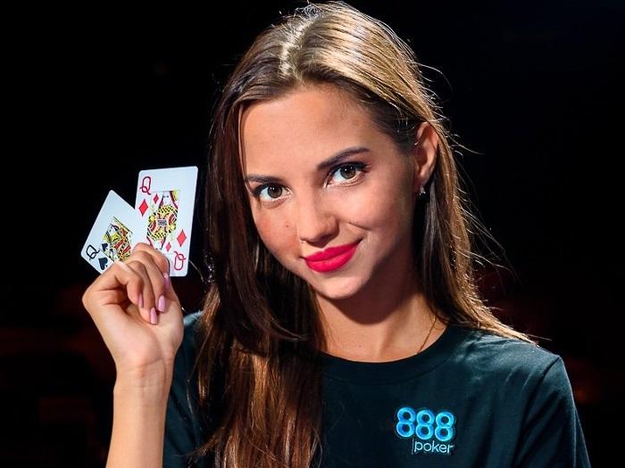داريا فوسينكو السفيره الجديدة لبوكر 888