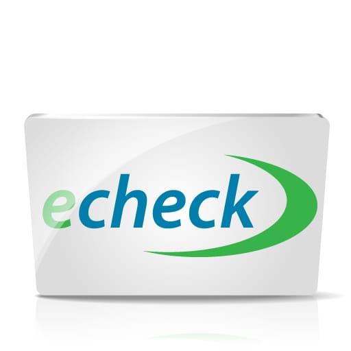 eCheckالشيكات الإلكترونية