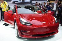 السيارات الكهربائية الأمريكية تيسلا