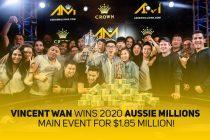 الفوز ببطولة البوكر الأسترالية لعام 2020