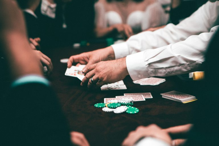 Poker events