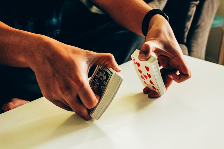 الغش في لعبة البوكر