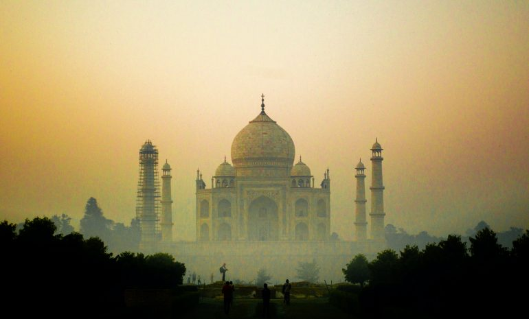 india covid donations